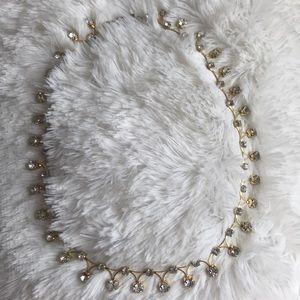 Jewelry - Antique rhinestone necklace